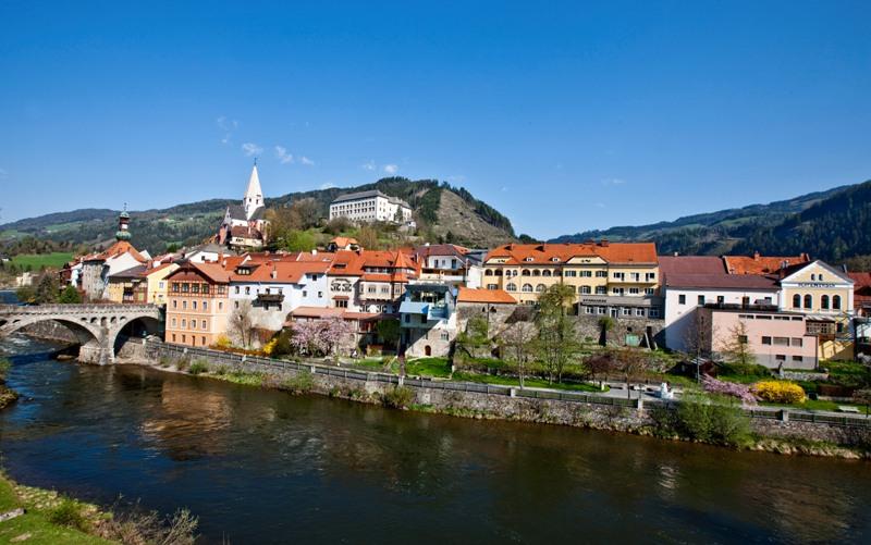 Hotel Gasthof Lercher Stadt Murau In Der Steiermark