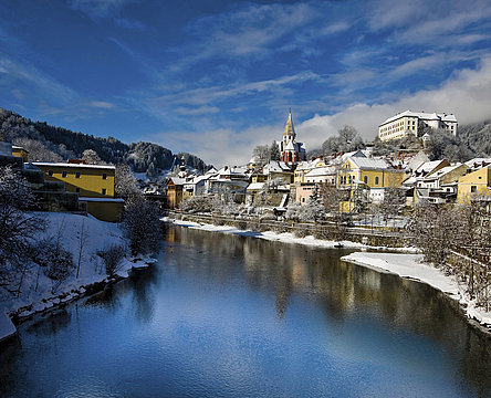 Murau im Winter